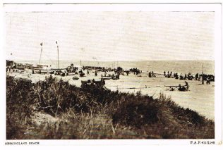 Postcard sent by Harold to his brother Ernest, from Kessingland Beach, 1 Dec 1916 | Englesea Brook Museum