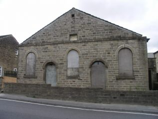 Wilsden Primitive Methodist Chapel, Yorkshire