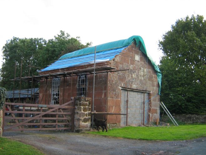 former Webscott Primitive Methodist chapel, Myddle parish | David Young