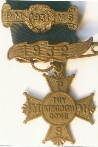 Medal and Bars | Martin Bower