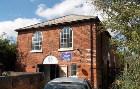 Alrewas Primitive Methodist chapel