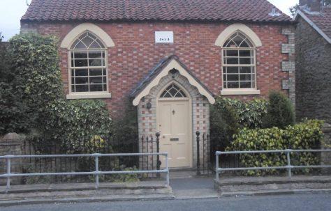 Ampleforth Primitive Methodist Chapel, N Yorks