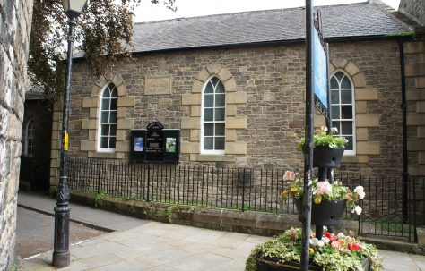 Corbridge Primitive Methodist Chapel, Northumberland