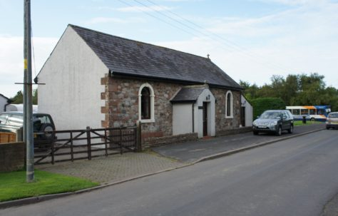 Glasson Primitive Methodist Chapel, Cumberland