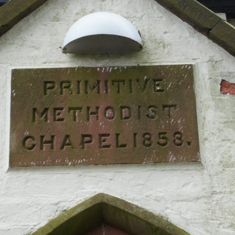 Walton Primitive Methodist Chapel, Cumberland   Peter Barber, 1/8/2011