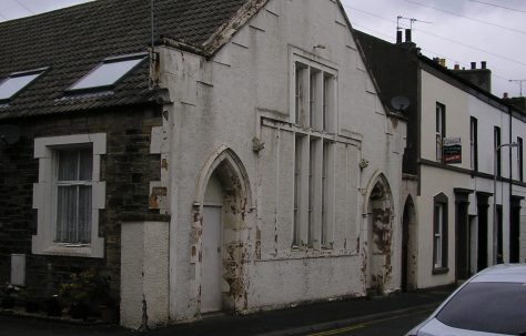 Cockermouth, New Street, PM Chapel, Cumberland