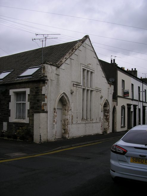 PM Chapel, New Street, Cockermouth, Cumberland 13.05.2013 | G W Oxley