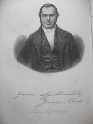 Primitive Methodist Magazine 1854 | Copy provided by Steven Carter