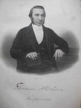 Primitive Methodist Magazine 1857 | Copy provided by Steven Carter