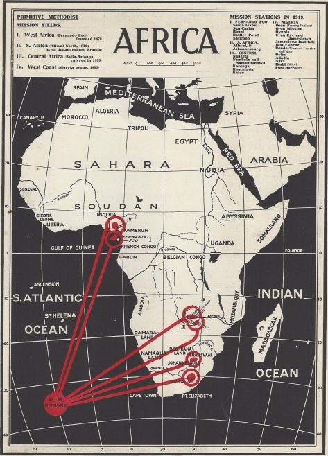 From: Atlas of PM Missions in Africa (1920) | Englesea Brook Museum