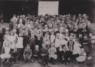 Bakewell Primitive Methodist Sunday School | Englesea Brook Museum