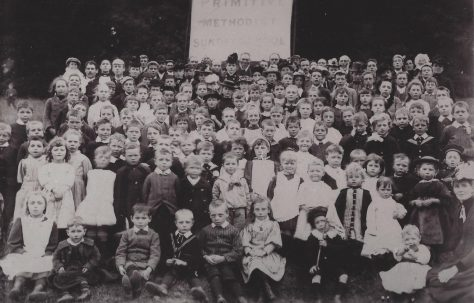 Bakewell Primitive Methodist Sunday School