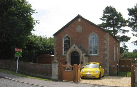 Derry Hill Primitive Methodist Chapel, near Studley, Wiltshire