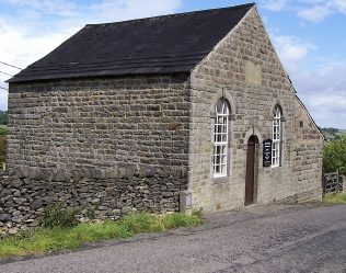 Milltown Primitive Methodist Chapel