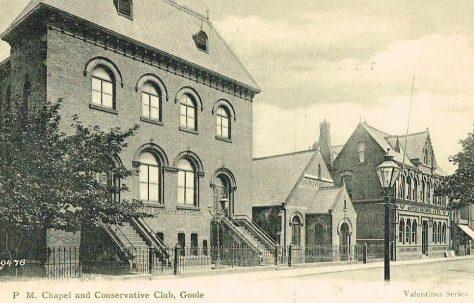 Goole Primitive Methodist Church