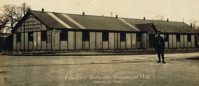 Primitive Methodist Recreation Hut, Soldiers' Institute, Sussex | Steven Wild