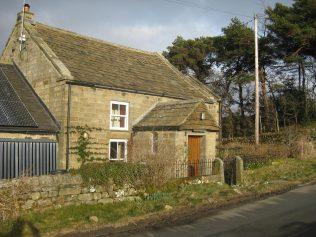 Pateley Bridge -  Moorhouse Hill Primitive Methodist Chapel near Padside West Yorkshire