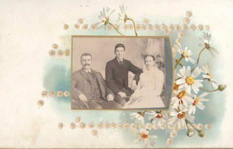 Longshaw Family Tree