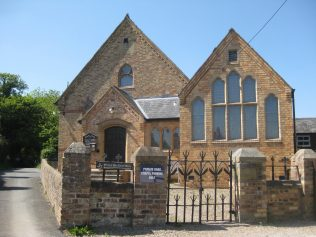 Pant Primitive Methodist Chapel Shropshire | Elaine and Richard Pearce May 2012