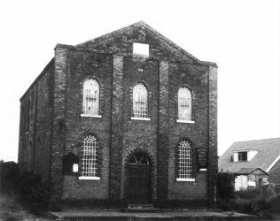 Pelsall Paradise Lane Primitive Chapel