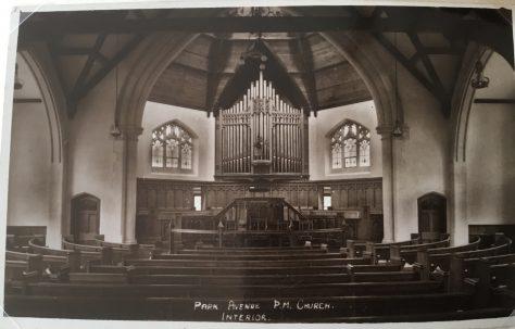 Northampton Park Avenue Primitive Methodist Church