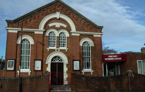Bedford; Park Road Primitive Methodist Chapel