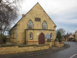 Pegswood PM Chapel Northumberland