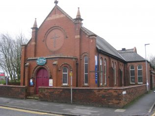 Pemberton (Enfield Street) 'Clowes' Primitive Methodist Church
