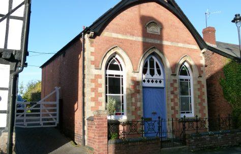 Pembridge (High Street) Primitive Methodist Chapel