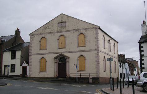 Penrith Sandgate Head Primitive Methodist Chapel, Cumberland