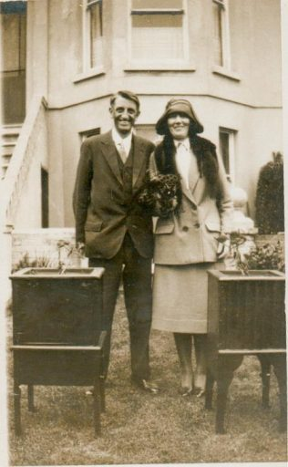 Philip and Nellie Cooper of Langford