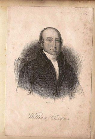 Clowes, William (1780-1851) | Englesea Brook Museum
