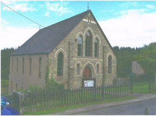 Pillowell Primitive Methodist Church | Sylvia Cooke