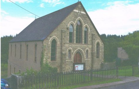 Pillowell Primitive Methodist Church 1885