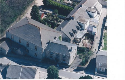 Original Redruth Primitive Methodist Chapel