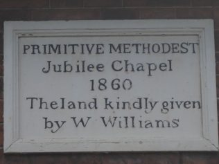 Northwood (Jubilee) PM Chapel, Shropshire