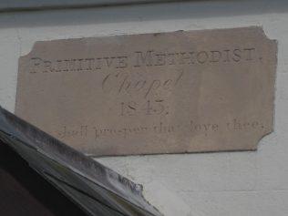 Welshampton PM  Chapel, Shropshire