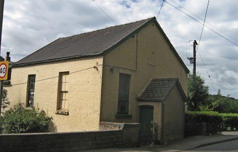 Porth-y-waen PM Chapel, Shropshire
