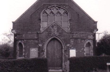 Postwick Primitive Methodist Chapel, Norfolk