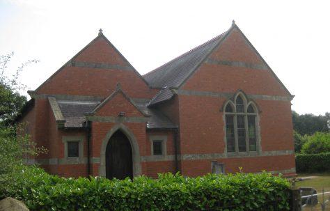 Prees Green PM Chapel