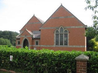 Prees Green PM Chapel