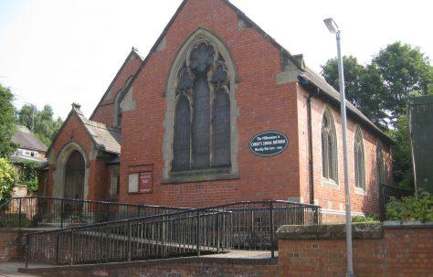 Prees PM Chapel Shropshire