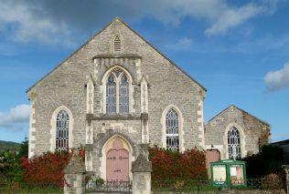 Presteigne (Warden View) 1861 Primitive Methodist Chapel 2013 | R Beck