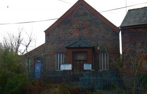 Preston on the Hill Primitive Methodist Chapel