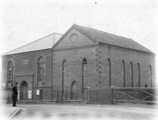 The old Primitive Methodist Church & Schoolrooms Coalville | Coalville Heritage Society