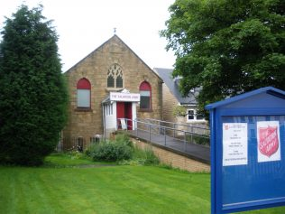 Winlaton Primitive Methodist Chapel, Co. Durham