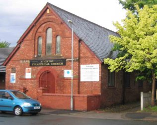 The former Hall / Sunday School, now Atherton Evangelical Church | Peter Wood