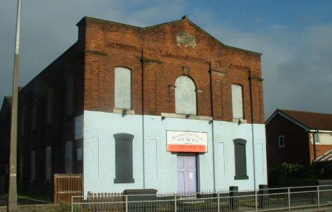 Droylsden Primitive Methodist Church, Market Street, Lancashire