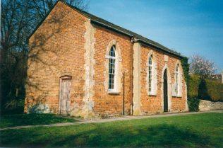 Black Bourton Primitive Methodist Chapel, Oxfordshire