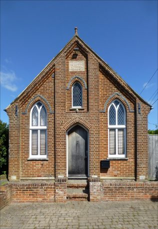 Shottenden Primitive Methodist Chapel | David Drury